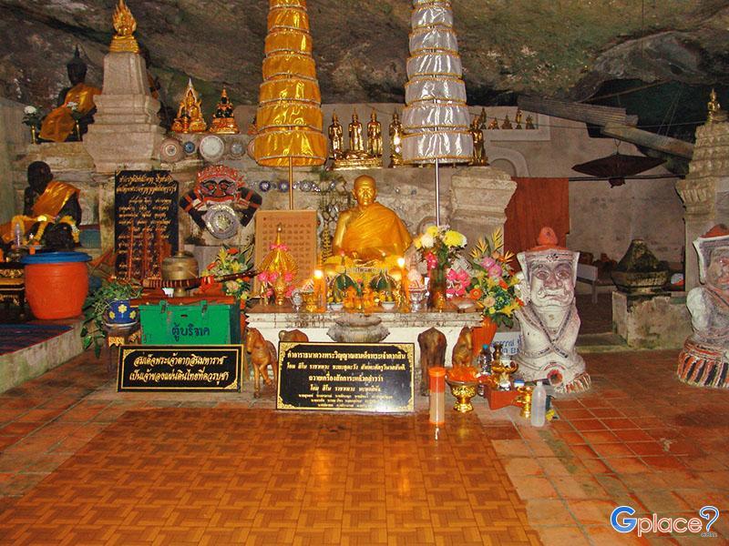 Wat Khao Khun Phanom寺