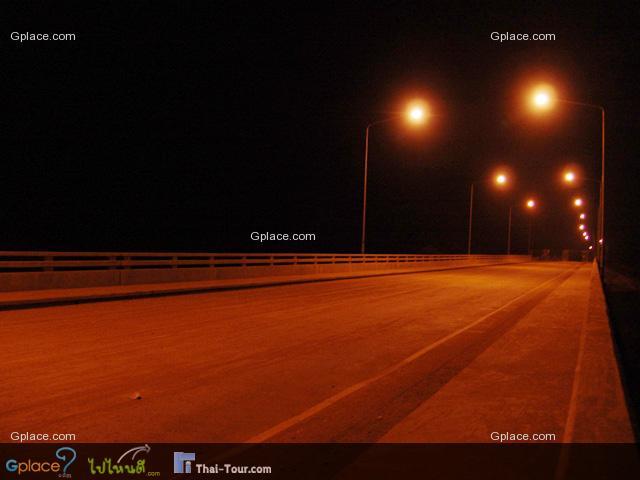 สะพานมิตรภาพน้ำเหืองไทย ลาว