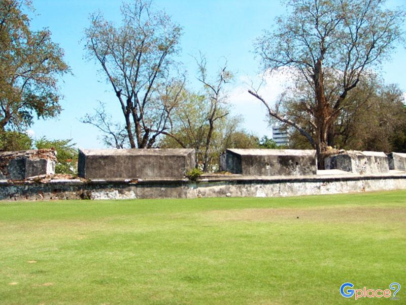 Ancient Fortress Chachoengsao