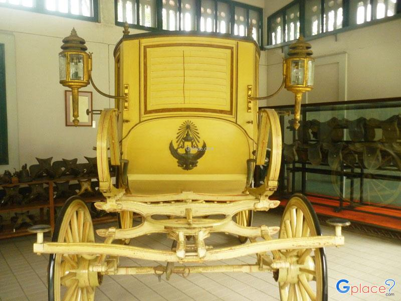 The Royal Carriage Museum