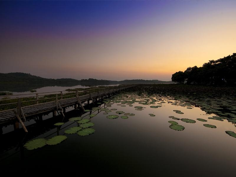 Chaing Saen Lake