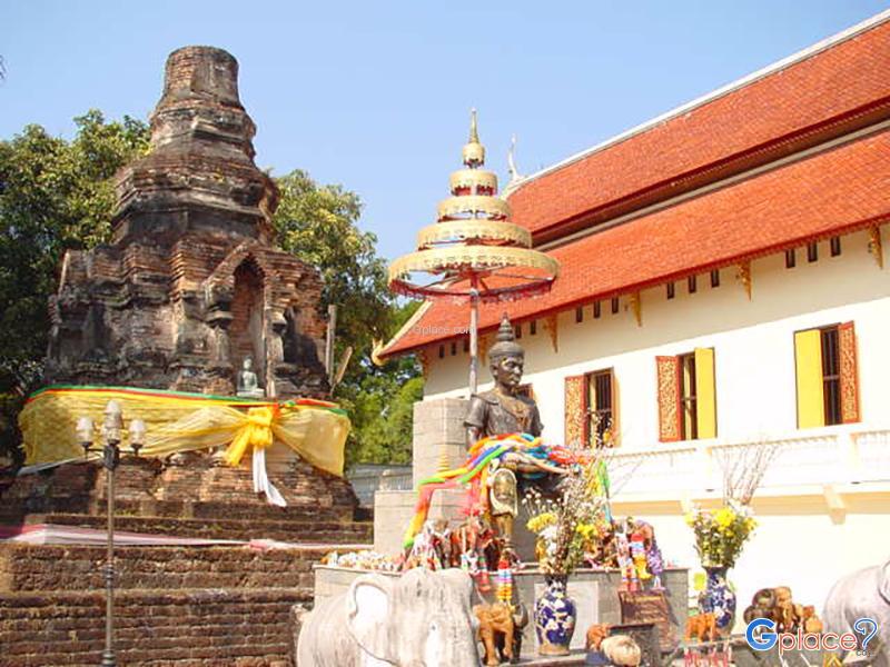 Ku Phra Chao Meng Rai