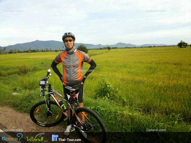 ขี่จักรยานเส้นทางผจญภัย