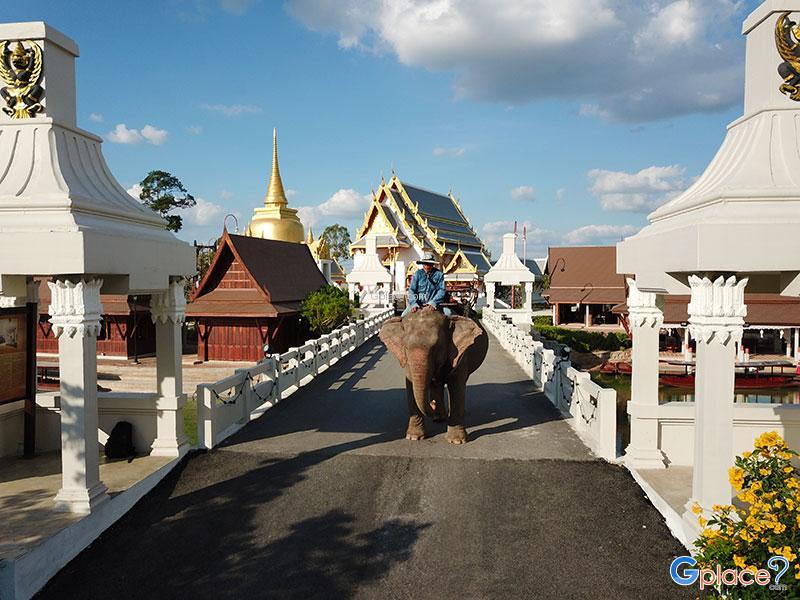 เลเจนด์ สยาม The Legend Siam