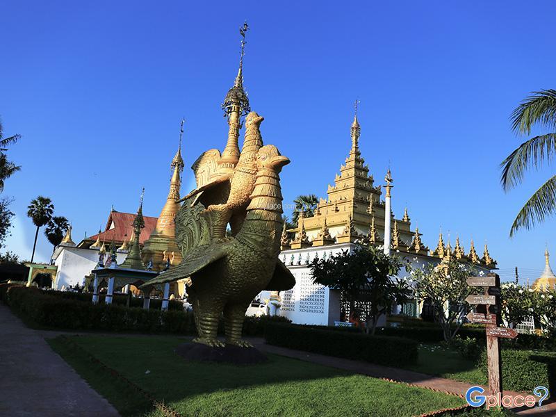 泰国塔纳兰寺庙