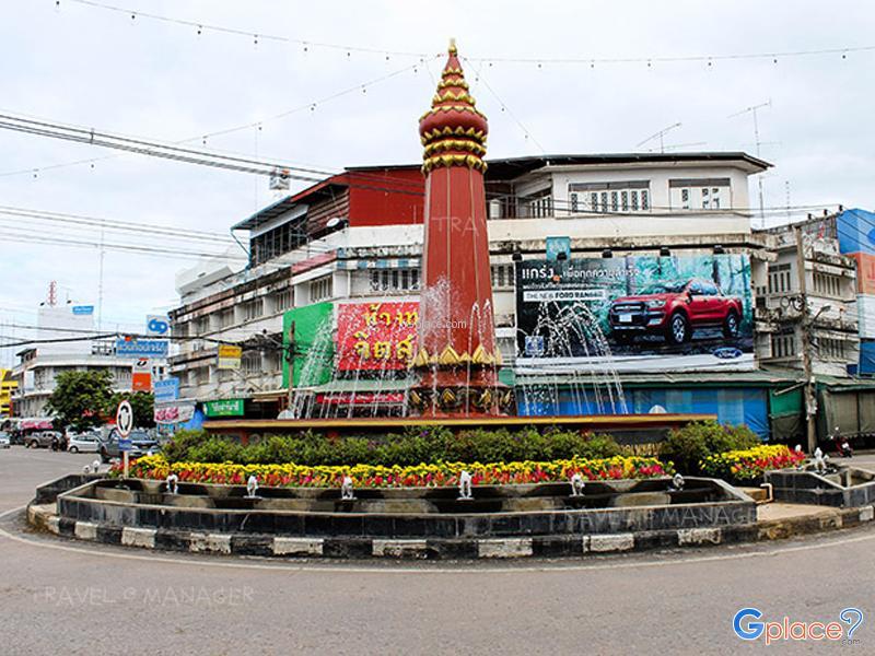 City Pillar Shrine Phetchabun