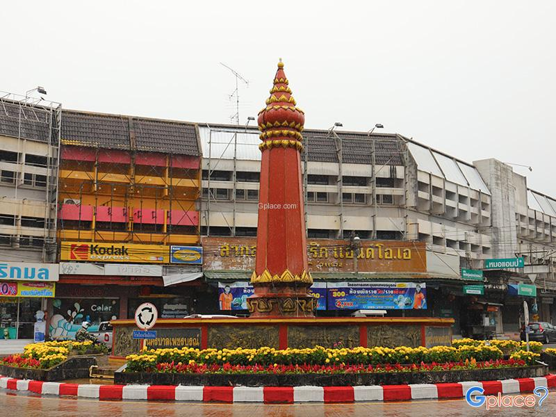 City Pillar Shrine Phetchabun