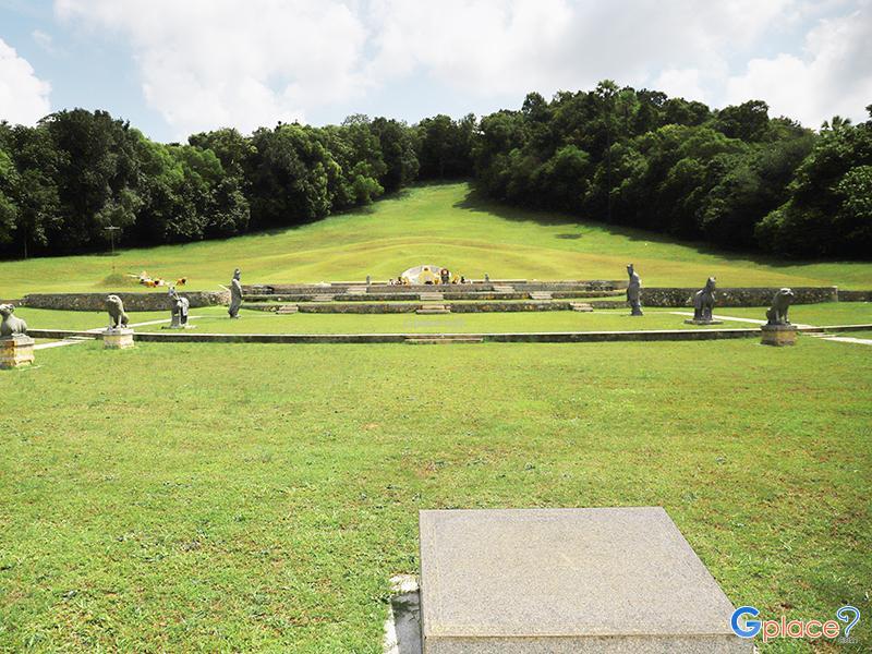 Ranong Governor Cemetery