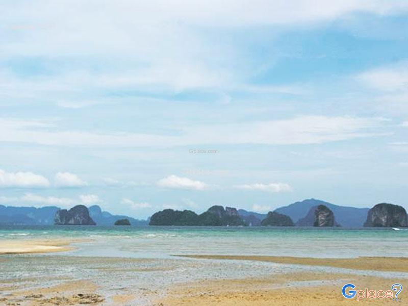Tha Khao beach Koh Nok