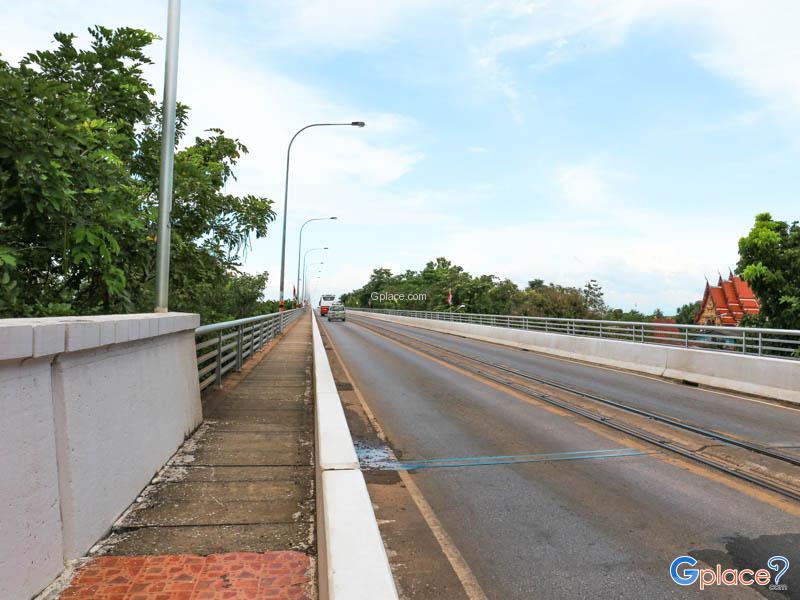 สะพานมิตรภาพไทย ลาว หนองคาย
