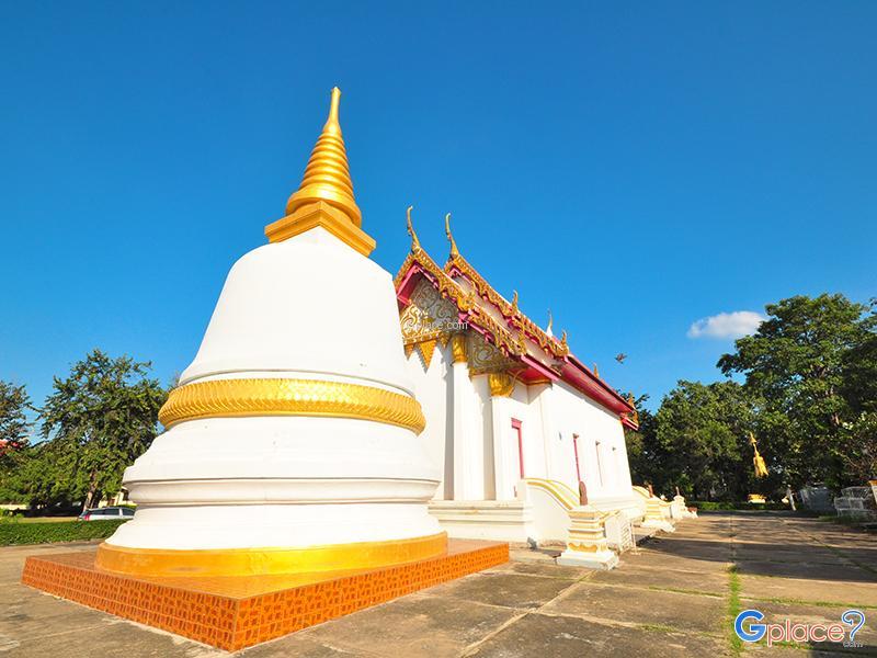 โบราณสถานในเขตเมืองกาญจนบุรีเก่า