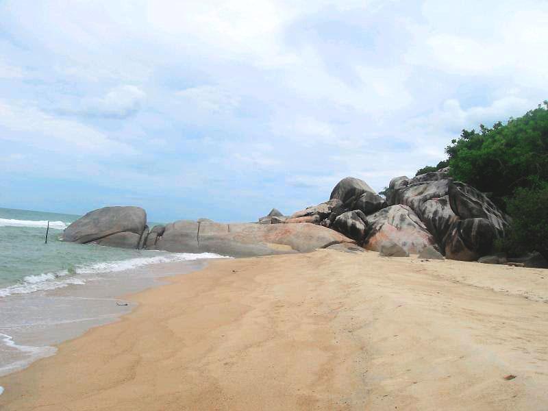 Ma Ruat海滩