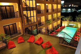 โรงแรม เดอะ คอทเทจ สุวรรณภูมิ