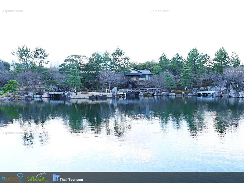สวนโทคุกาว่า Tokugawaen