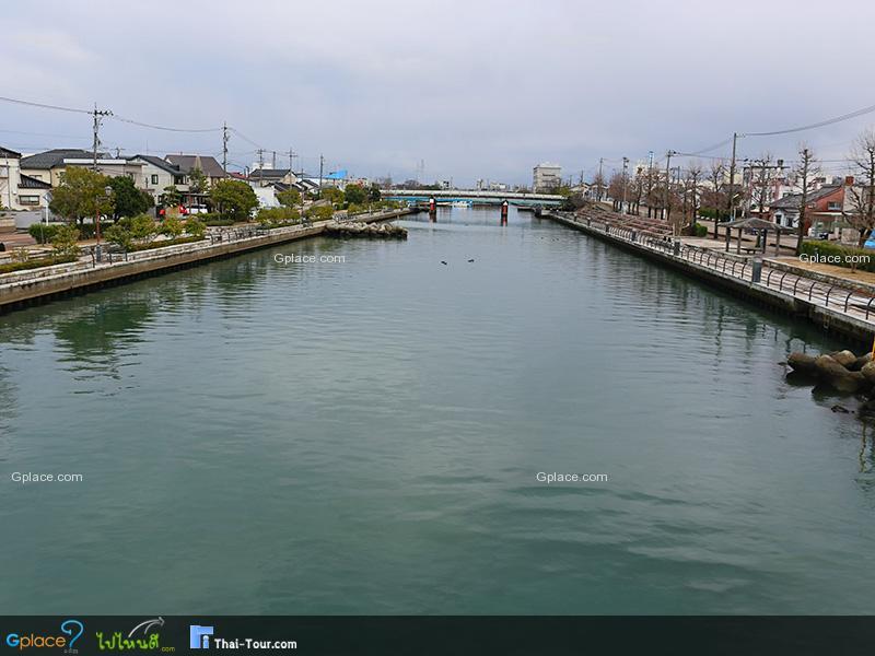 คลอง อิวาเซะ Iwase Canal