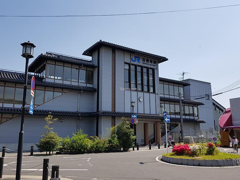 สถานีโฮริวจิ Horyuji Station