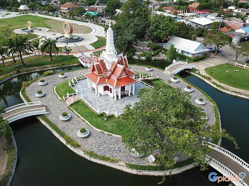 ศาลหลักเมืองเพชรบุรี