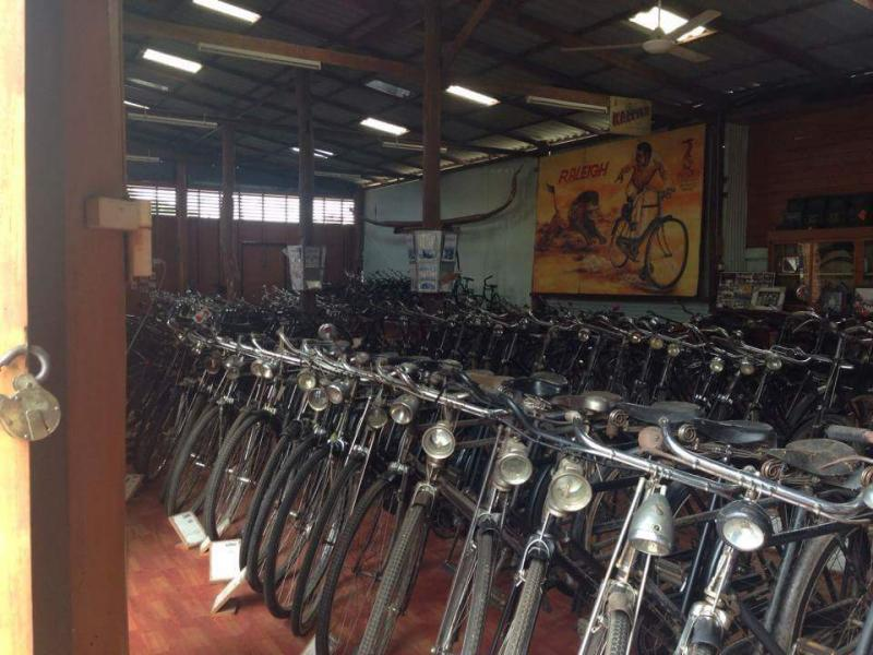 Huan Thib Rot  Bicycle Museum