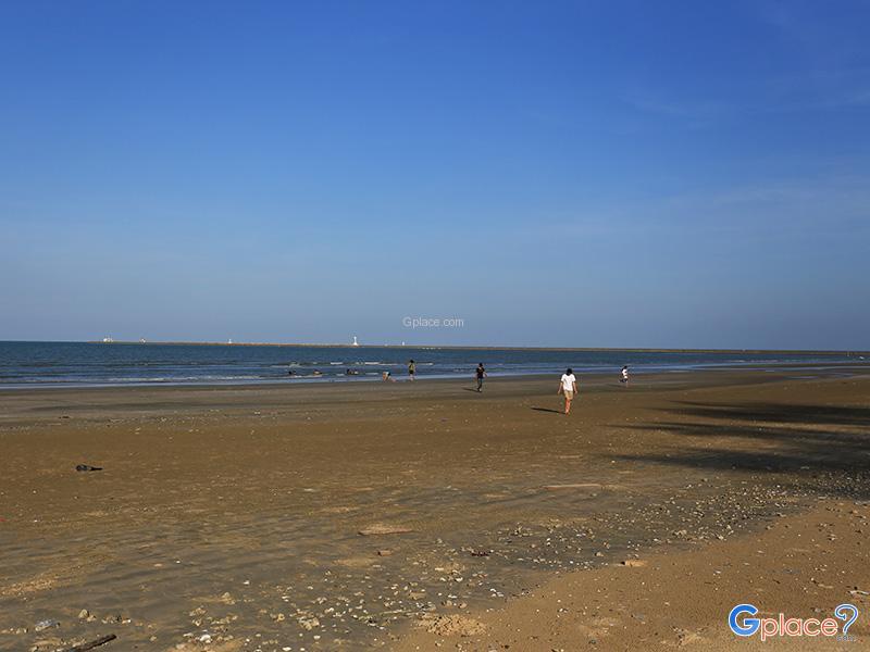 หาดแหลมสน ชุมพร