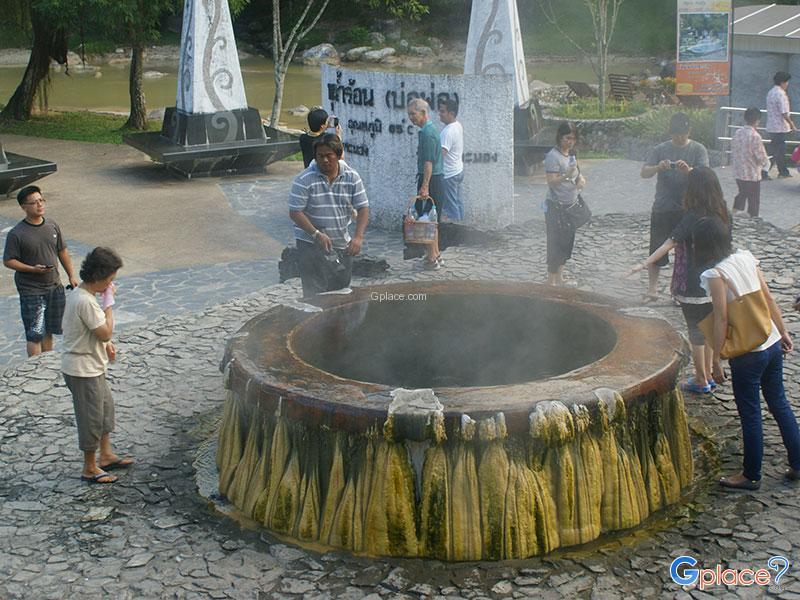 Raksa Warin Hot Springs