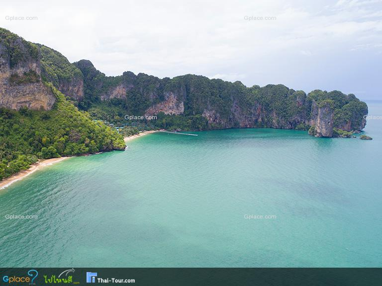 ทะเลไทย ในมุมสูง