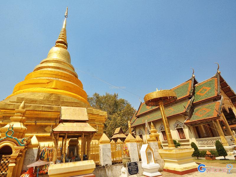 Wat Phra That Sadet