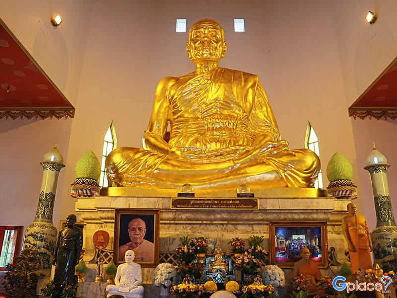 Wat Chantharangsee Muang Ang Thong District