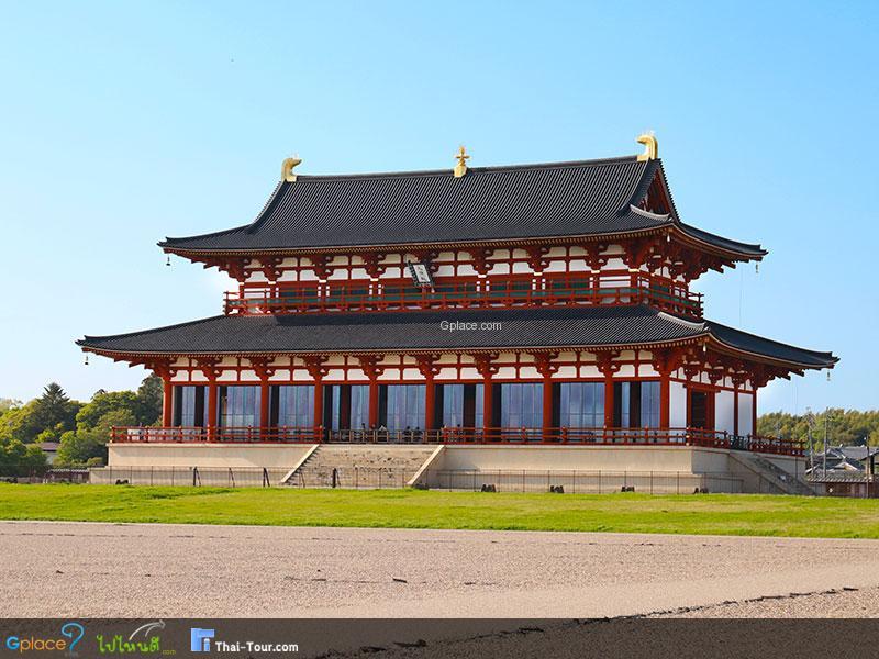 พระราชวังเฮโจ Heijo Palace