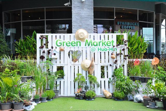 GreenMarketHuaHin