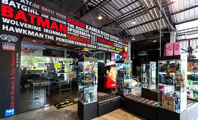Batcat Museum and Toys Thailand