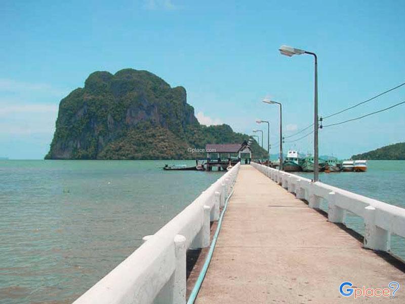 เช็คอินโซเซียลสุดฮิตท่าเรือ เที่ยวทะเลไทย