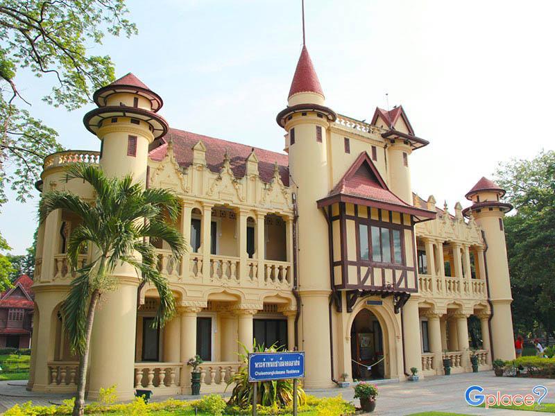 Chali Mongkol Asana Pratumnak佛统