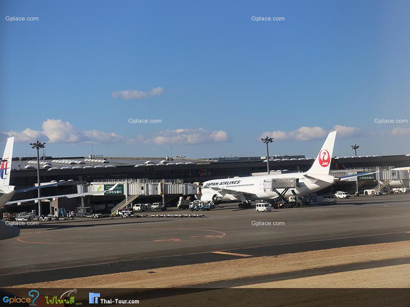ท่าอากาศยานนานาชาตินะริตะ Narita Tokyo Airport