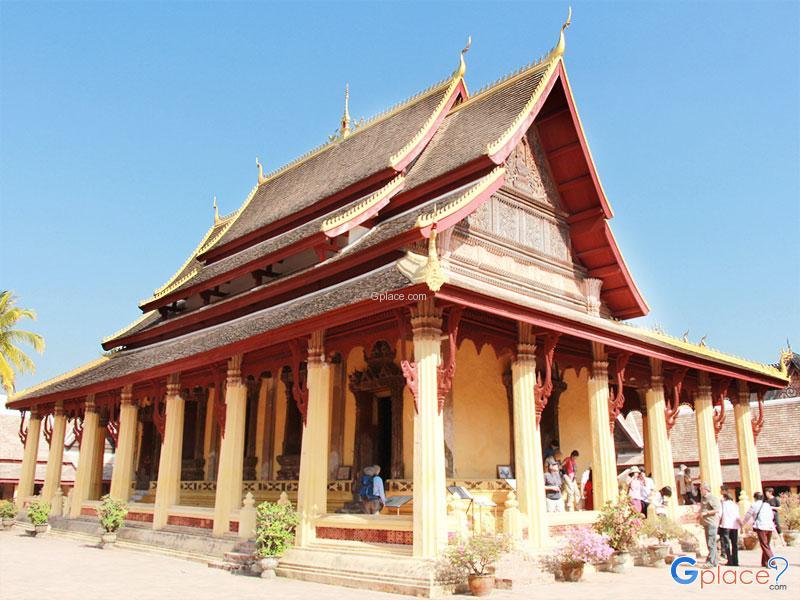 Wat Sisaket Vientiane