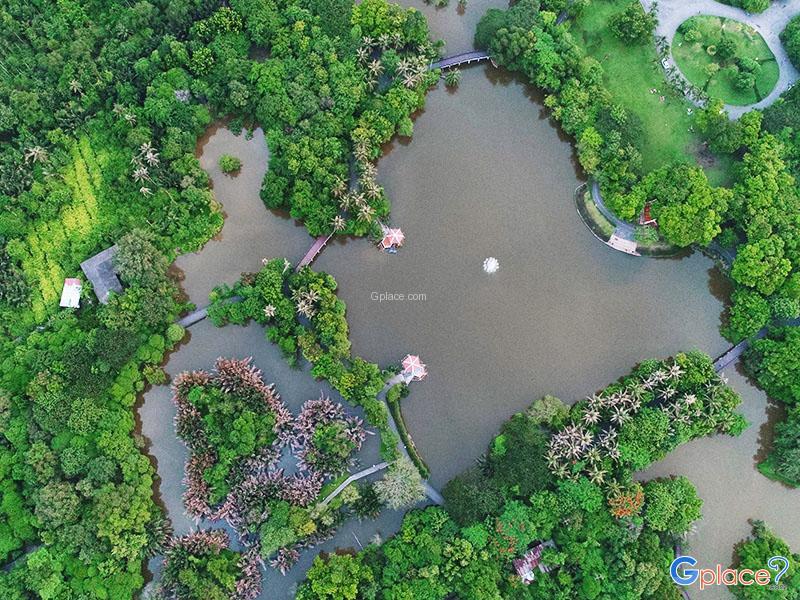 Si Nakhonkhueankhan 公园
