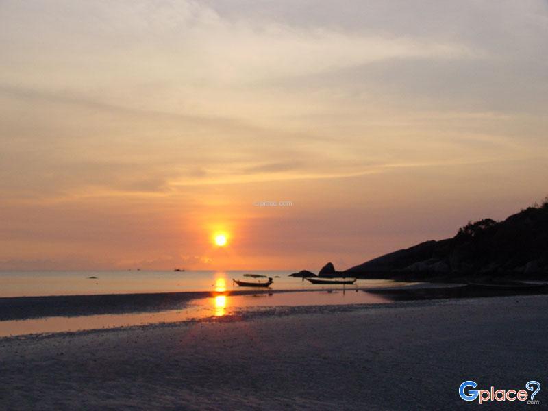 塞利海滩 涛岛