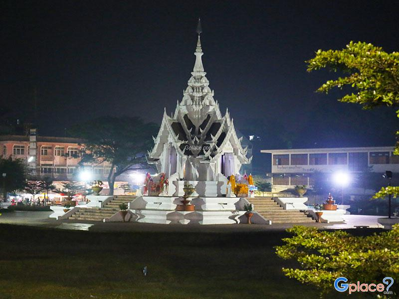 Phayao City Pillar Shrine