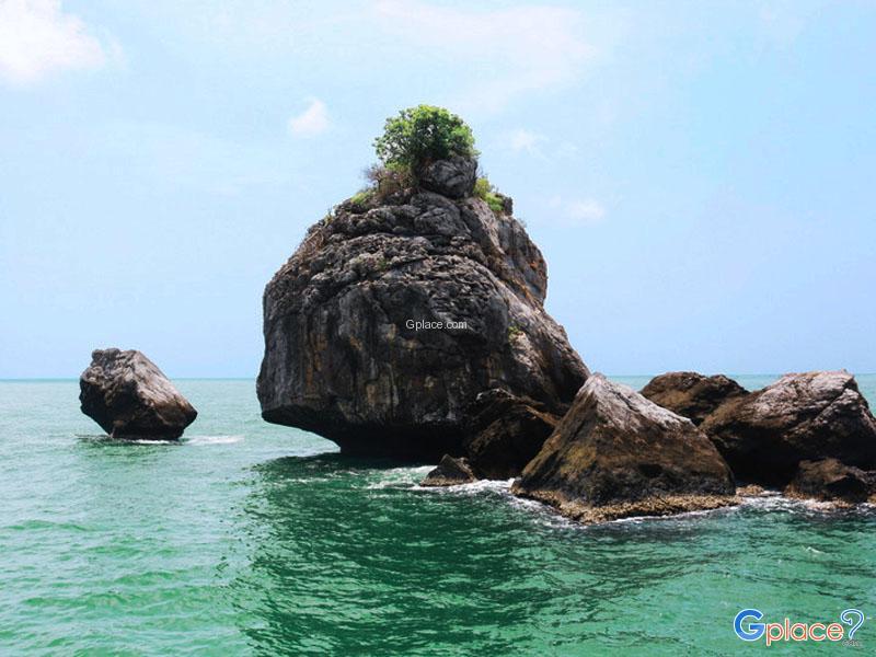 เกาะหลักแรด