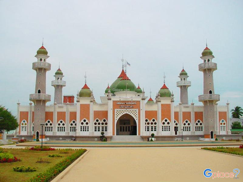 The Pattani Central Mosque