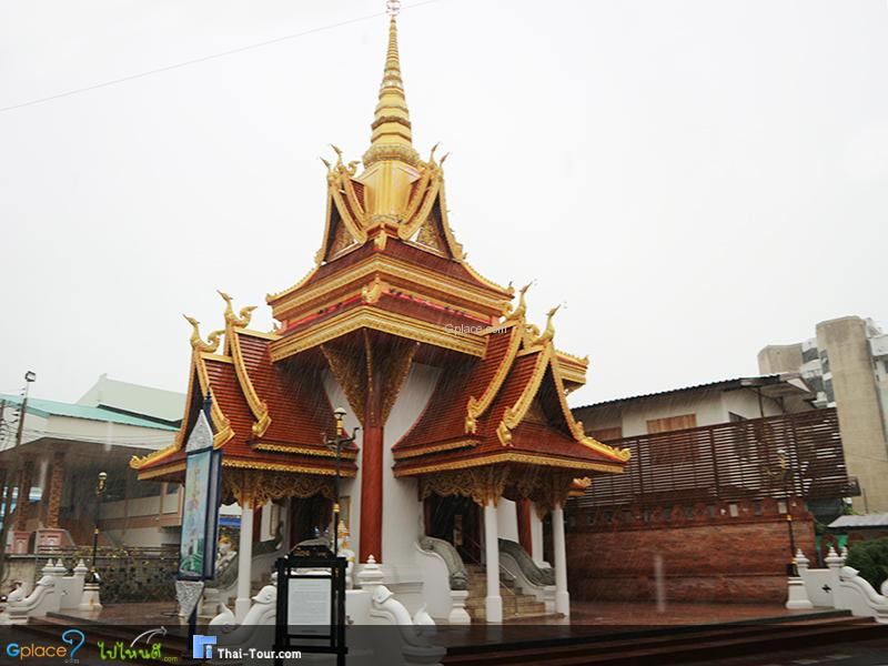 City Pillar Shrine Phrae