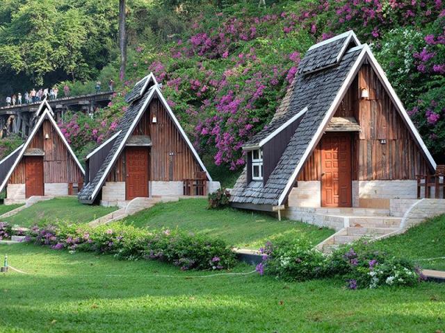 สวนไทรโยค รีสอร์ท