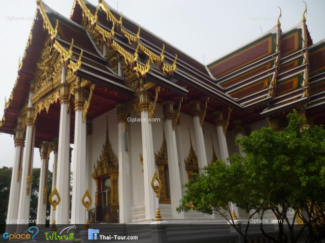 Wat Ratburana Bangkok