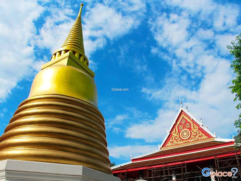 佛印寺庙(wat khao bang sai)