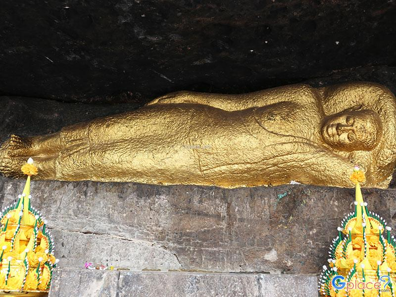 Reclining Buddha at Phu Khao
