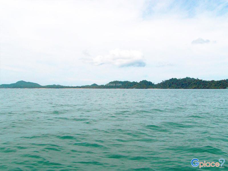 เกาะช้าง ระนอง