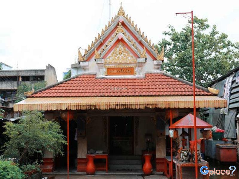 Phra Suea Mueang Shrine