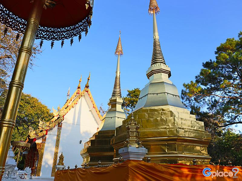 Phra That Doi Tung佛塔