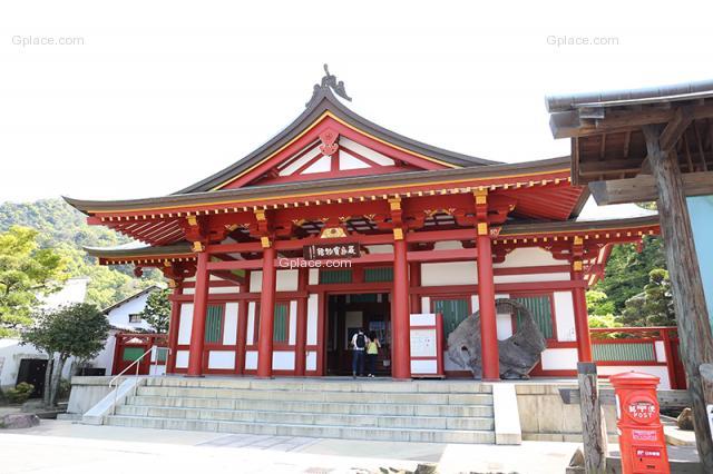 Homotsukan Treasure Hall