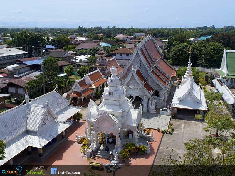 Wat Ming Mueang Muang Nan District