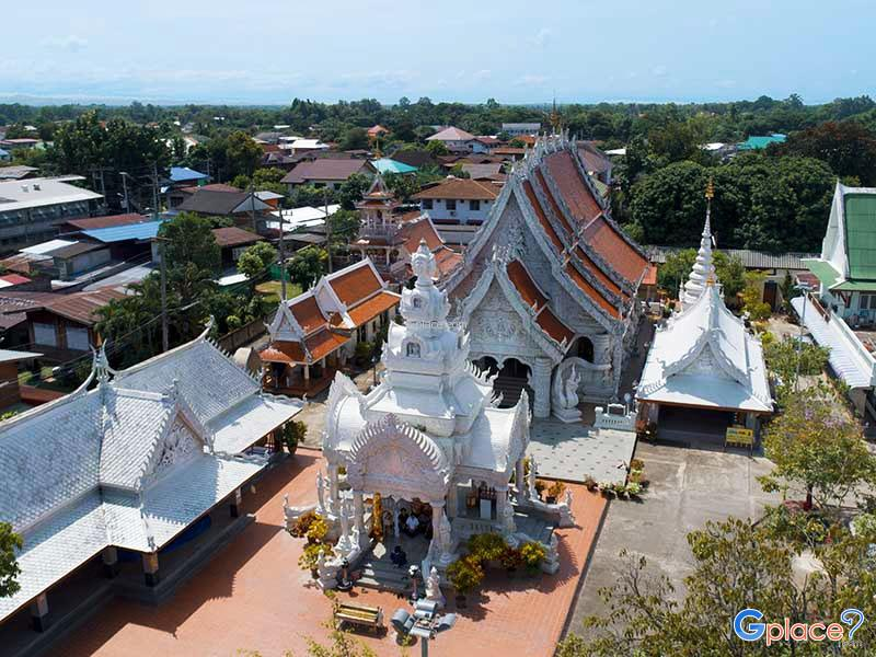 Wat Ming Mueang Muang Nan District
